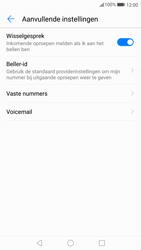 Huawei P10 - Voicemail - Handmatig instellen - Stap 6