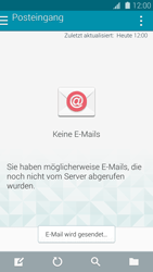 Samsung Galaxy S5 - E-Mail - E-Mail versenden - 18 / 19