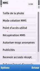 Nokia C5-03 - MMS - configuration manuelle - Étape 20