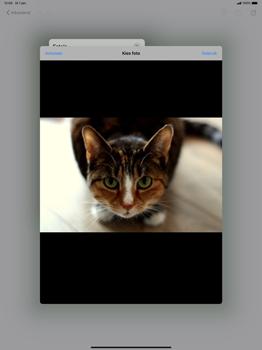 Apple ipad-pro-12-9-inch-model-a1671-ipados-13 - E-mail - Bericht met attachment versturen - Stap 13