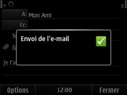 Nokia E6-00 - E-mail - envoyer un e-mail - Étape 12