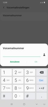 Samsung galaxy-s10-lite-dual-sim-sm-g770f - Voicemail - Handmatig instellen - Stap 9