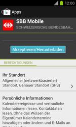 Samsung Galaxy S II - Apps - Installieren von Apps - Schritt 22