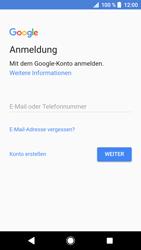Sony Xperia XZ - Android Oreo - E-Mail - Konto einrichten (gmail) - Schritt 9