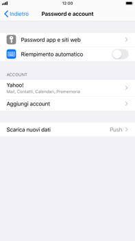Apple iPhone 7 Plus - iOS 13 - E-mail - 032b. Email wizard - Yahoo - Fase 9