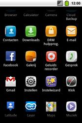 Alcatel OT-991 Smart - wifi - handmatig instellen - stap 3