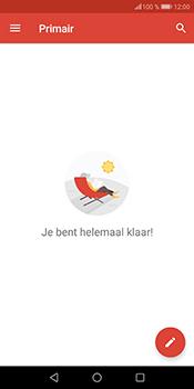 Huawei P Smart - E-mail - e-mail instellen (gmail) - Stap 15