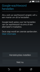 HTC Desire 620 - apps - account instellen - stap 12
