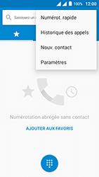 Alcatel Pixi 4 (5) - Messagerie vocale - configuration manuelle - Étape 5