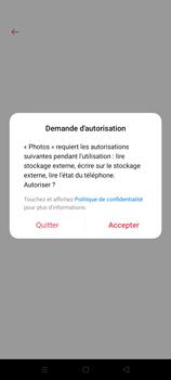 Oppo A15 - Photos, vidéos, musique - Prendre une photo - Étape 16