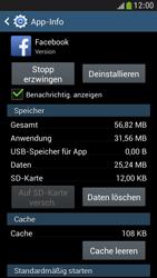 Samsung Galaxy S 4 Mini LTE - Apps - Eine App deinstallieren - Schritt 7