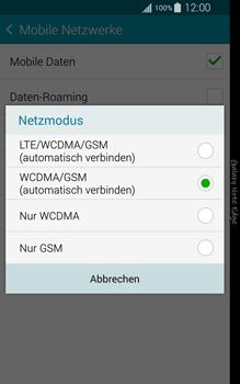 Samsung N915FY Galaxy Note Edge - Netzwerk - Netzwerkeinstellungen ändern - Schritt 7