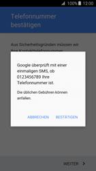 Samsung Galaxy J3 (2016) - Apps - Konto anlegen und einrichten - 9 / 21