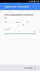 Samsung Galaxy Xcover 4 (G390) - Applicaties - Account aanmaken - Stap 9