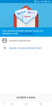 Samsung Galaxy J4+ - E-mails - Ajouter ou modifier votre compte Gmail - Étape 13