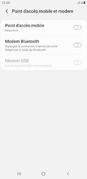 Samsung Galaxy J6 Plus - Internet - comment configurer un point d'accès mobile - Étape 6