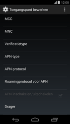 LG D821 Google Nexus 5 - Internet - buitenland - Stap 13