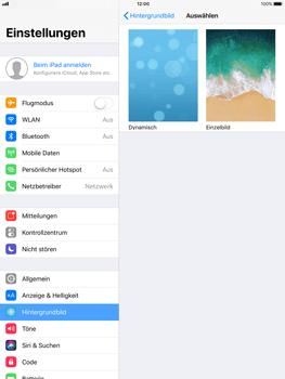 Apple iPad Air - iOS 11 - Hintergrund - 5 / 8