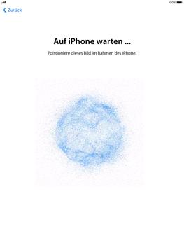 Apple iPad Pro 9.7 inch - iOS 11 - Persönliche Einstellungen von einem alten iPhone übertragen - 10 / 30
