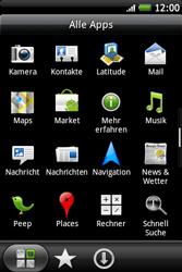 HTC A510e Wildfire S - E-Mail - Konto einrichten - Schritt 3
