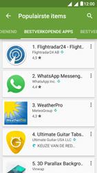 Alcatel Pixi 4 (5) 4G (5045X) - Applicaties - Downloaden - Stap 12