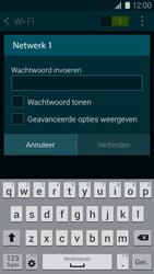 Samsung Galaxy K Zoom 4G (SM-C115) - WiFi - Handmatig instellen - Stap 7