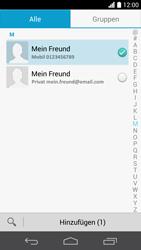 Huawei Ascend P6 LTE - MMS - Erstellen und senden - 1 / 1