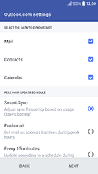 HTC HTC 10 - E-mail - Manual configuration (outlook) - Step 8