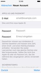 Apple iPhone 5 - Apps - Konto anlegen und einrichten - 23 / 38