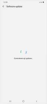 Samsung Galaxy S20 Ultra 5G Dual SIM eSIM SM-G988B - Software updaten - Update installeren - Stap 6