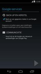 Motorola Moto G (1st Gen) (Kitkat) - E-mail - handmatig instellen (gmail) - Stap 13