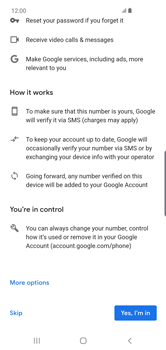 Samsung Galaxy S10 Plus - Applications - Setting up the application store - Step 14