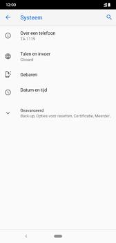 Nokia 8-1-dual-sim-ta-1119 - Software updaten - Update installeren - Stap 5