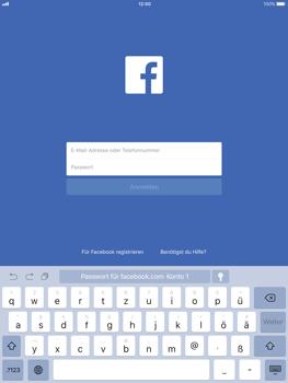 Apple iPad mini 2 - iOS 11 - Automatisches Ausfüllen der Anmeldedaten - 5 / 7