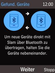 Nokia 225 - Bluetooth - Verbinden von Geräten - Schritt 10