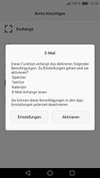 Huawei Nova - E-Mail - Konto einrichten (outlook) - Schritt 5