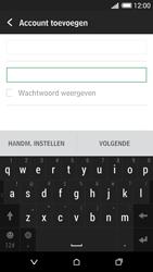 HTC Desire 620 - e-mail - handmatig instellen - stap 7