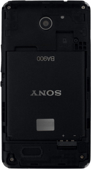 Sony Xperia E1 - SIM-Karte - Einlegen - 4 / 12