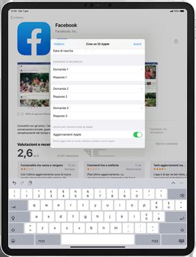 Apple iPad Pro 10.5 (1st gen) - iPadOS 13 - Applicazioni - Configurazione del negozio applicazioni - Fase 15