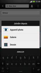 HTC Desire 601 - MMS - envoi d'images - Étape 14