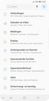 Samsung Galaxy S9 - Netwerk - 4G/LTE inschakelen - Stap 4