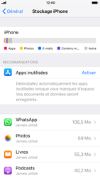 Apple iPhone 7 - iOS 12 - Applications - Comment désinstaller une application - Étape 5