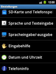 Samsung S5360 Galaxy Y - Software - Update - Schritt 4