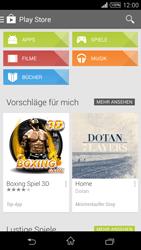 Sony Xperia T3 - Apps - Konto anlegen und einrichten - 21 / 22