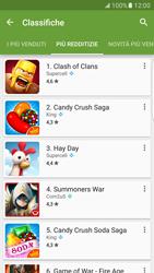 Samsung Galaxy S7 Edge - Applicazioni - Installazione delle applicazioni - Fase 9