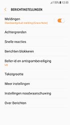 Samsung Galaxy A5 (2017) - Android Nougat - SMS - Handmatig instellen - Stap 6