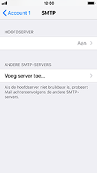 Apple iphone-5s-ios-12 - E-mail - Account instellen (POP3 met SMTP-verificatie) - Stap 20