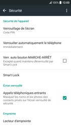 HTC 10 - Sécuriser votre mobile - Activer le code de verrouillage - Étape 13