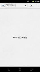 Sony Xperia T - E-Mail - Manuelle Konfiguration - Schritt 4