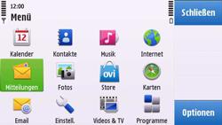 Nokia C6-00 - MMS - Erstellen und senden - Schritt 5